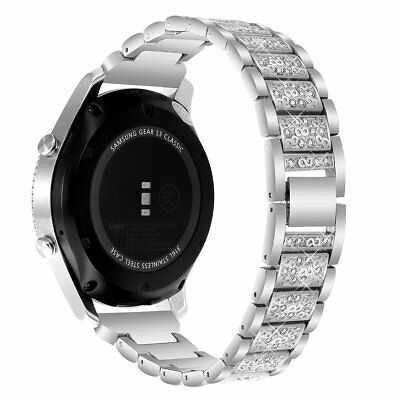 Fr Samsung Galaxy Watch 46mm Replacement  Stainless Steel Wrist Strap Watch Band