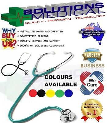 Stethoscope Dual Head Doctor Nurse Vet Medical Student HealthWork
