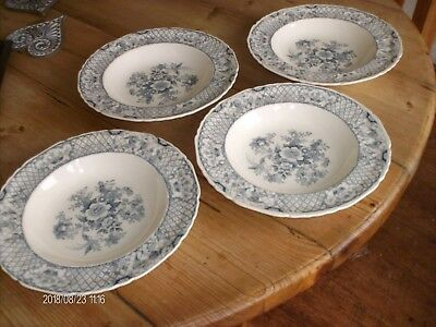 4 mason ironstone dishes Stratford made in England very good condition.