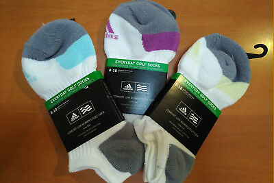 Adidas Comfort Low Women's Golf Sock Damen Golfsocken 40-43
