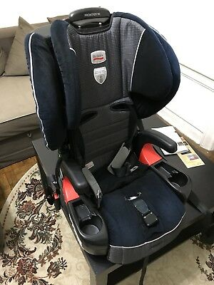 Britax Frontier 90, up to 90lbs, black, used