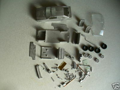 Ford Escort Mk3 XR3 and XR3i  1/43rd scale white metal kit  by K & R Replicas