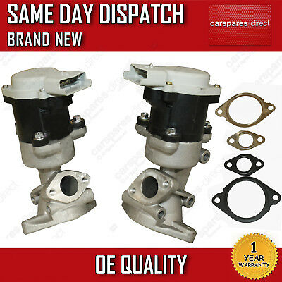 Land Rover Discovery 3 4 Range Rover Sports 2.7Td Egr Valve Left & Right Pair X2
