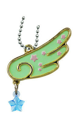 Cardcaptor Sakura Clear Card Staff Clow Character Capsule Toy Key Chain Mascot