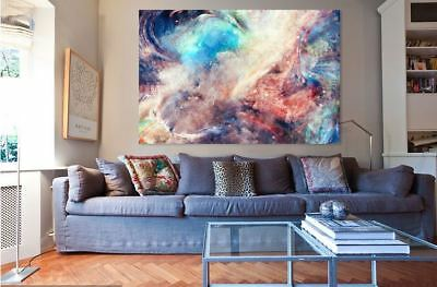 Beautiful COLORFUL ARTISTIC SCENERY- Canvas collection Home decor wall print art