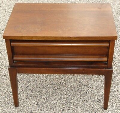 1960s Mid Century Kent Coffey Lane Rhythm Style Night-Stand * AS IS