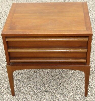 1960s Mid Century Lane Rhythm Night-Stand * AS IS