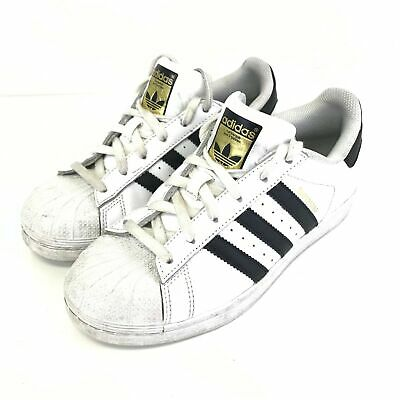 buy online a8259 6f6e7 Adidas S81856 Superstar Original Shell Toe Lifestyle Shoes White Black -  Size 5