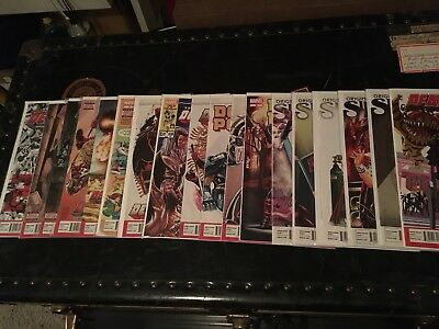 MARVEL COMICS DEADPOOL #s 28-45 run NO GAPS