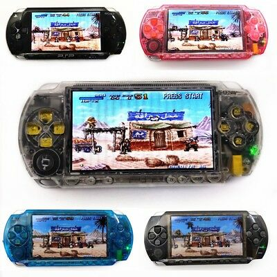 Refurbished Sony PSP-1000 Handheld System Game Console System - Color