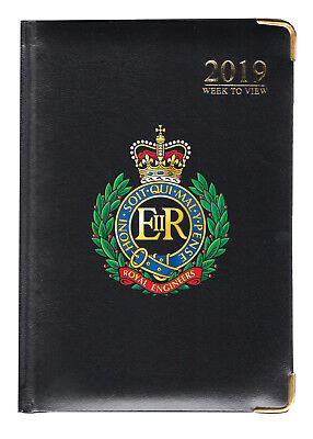 Corps of Royal Engineers - 2019 Diary - A5