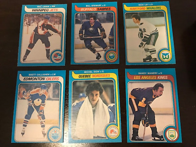 1979-80 O-Pee-Chee OPC Hockey Cards #1-#199 Only 99 cents U-pick NM/MT DEAL!