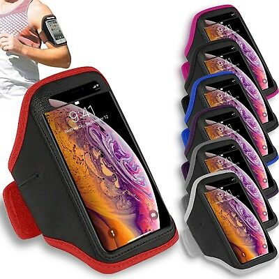 Gym Running Sports Exercise Armband Case For iPhone 6S,7 Plus,8,X,XS,XR,XS MAX