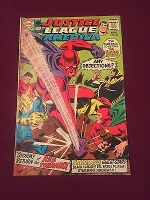 Justice League of America #64 (Aug 1968, DC)