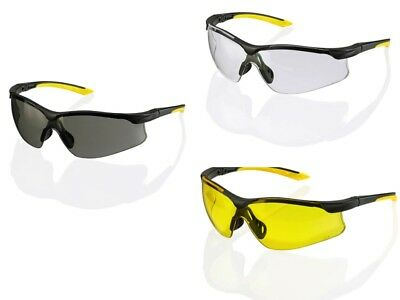 BBrand Yale Safety / Cycling / Sports Glasses with UV Filter Wrap around UV
