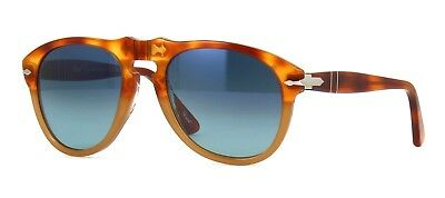 c4688f63d6 PERSOL PO 0649 Resina E Sale Blue Shaded Polarized (1025 S3 A ...