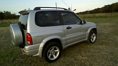 2003 (53) Suzuki Grand Vitara 1.6 Se Full Mot Low Mileage Bargain Of The Year!