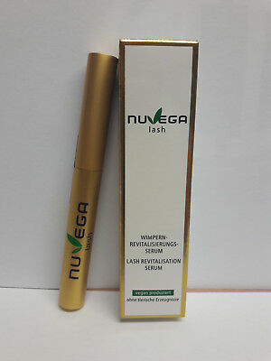 100% ORIGINAL Nuvega Lash 1ml Wimpernserum