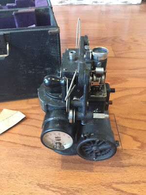 Vintage Bell & Howell Cinemachinery Filmo - As Is