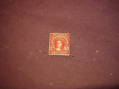 Bahamas Stamp Scott# 16  Queen Victoria 1863-81 MNG  C293