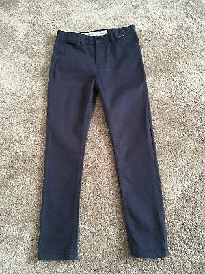 Boys Navy Jeans Aged 8-9years VGC