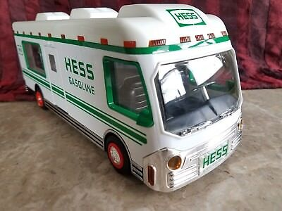 1998 Hess Recreation Van with Dune Buggy and Motorcycle
