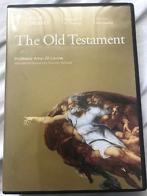 Great Courses Old Testament DVD 4 Disc Set