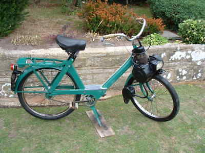 VELOSOLEX 3800 autocycle moped cyclemotor vintage classic 1967 barn find