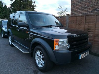 Land Rover Discovery 3 TDV6   (7 seats)