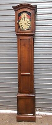 antique grandfather clock,French long case clock, restoration project,