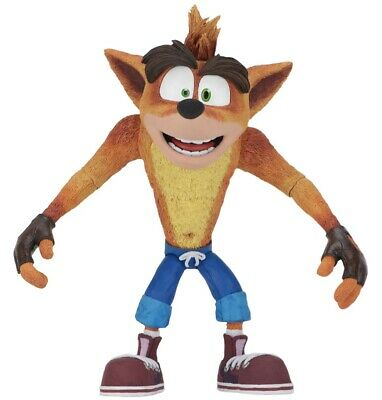 NECA Crash Bandicoot Actionfigur 15cm