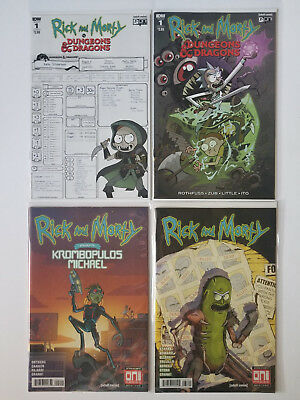 Rick And Morty 37 Kirombopulous Michael 1 Rick and Morty vs Dungeons and Dragons
