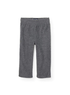 The Children's Place Baby Boys' Fleece Pants in Eclipse Gray Size 12-18 Months