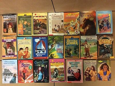 Lot of 20 Chapter Scholastic Disney RL 2 3 4 5 Child Books AR MIX UNSORTED #E63