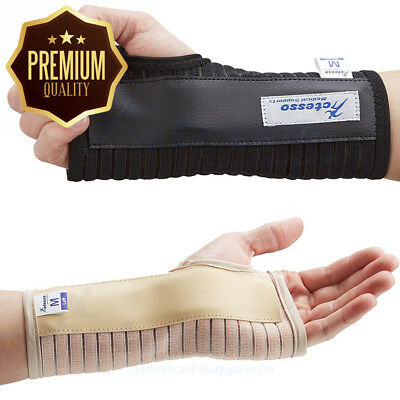 Actesso Breathable Wrist Support Splint Brace - Relieves Pain from Carpal...