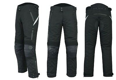 Motorcycle Cordura Textile Trouser Bikeride Waterproof