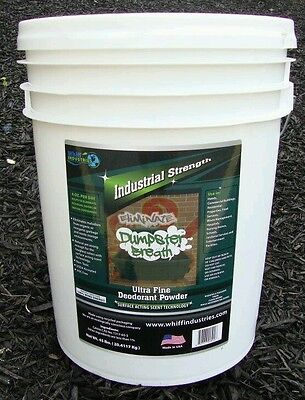 Dumpster Breath 45 lbs Garbage, Composting, food scrap deodorizer