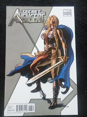 Secret Avengers #3 (2012) Rare 1:75 Deodato Variant! VF/NM Very HTF!!