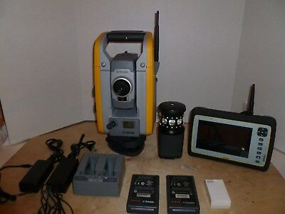 "Trimble S6 Dr+ 3"" Robotic Total Station With Yuma 2 Rugged Tablet Pc / Mt-1000"
