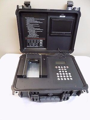 First Witness Video In Box Vib Surveillance System Sor Dvr In Pelican Case