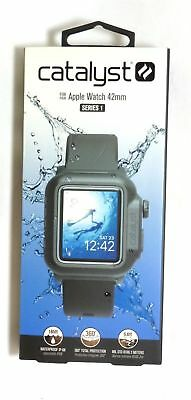 Catalyst Case for Apple Watch 42mm Series 1 - Black