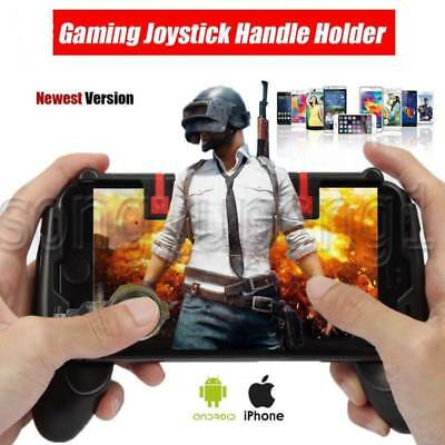 Mobile Gaming Trigger Fire Buttons Handle PUBG Shooter Controller Grip For Games