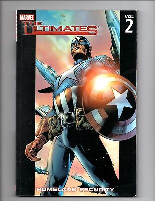 The Ultimates  Vol.2  Vf+  2004  Marvel Tpb