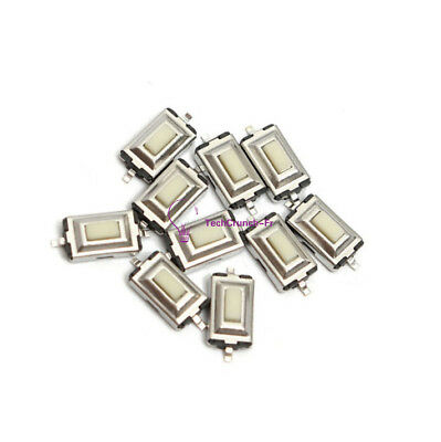 100PCS 2-Pin SMD 3X6X2.5mm Tactile Push Button Switch Tact Switch Micro Switch