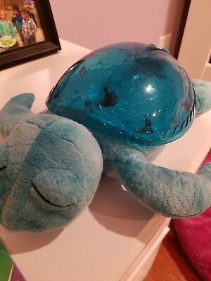 Tranquil Turtle Cloud B Night Light Music Soothing Sounds Calming Lights