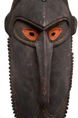 Old Ancestor Mask - Madang Province New Guinea 1970's