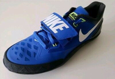 New Nike Zoom Rotational 6 Track   Field throwing shoes Blue 685131-413 ... 5f85db700