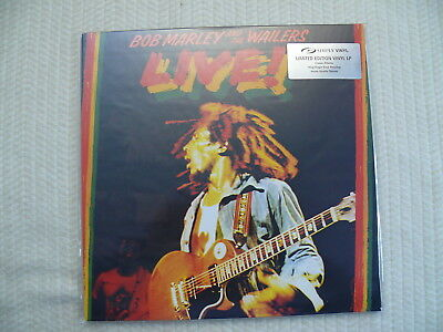 Bob Marley And The Wailers  Live  RE Simply Vinyl SVLP 303 ARCHIVE COPY MINT