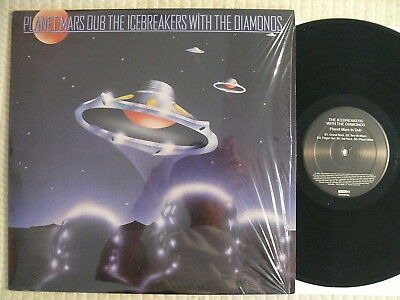 The Icebreakers With The Diamonds   Planet Mars Dub  US 2000  CAR 49695-1  MINT
