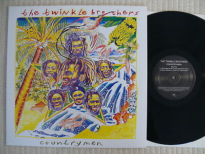 The Twinkle Brothers  Countrymen  RARE 2002 EU  Virgin FL 29  ARCHIVE COPY  MINT